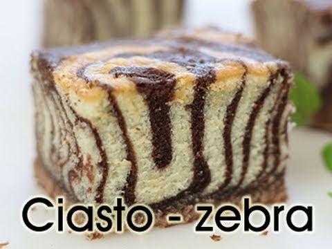 Ciasto Zebra Jak Zrobic Poradniki Tutoriale Umiem Net